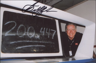 Autographs: BUDDY BAKER - PHOTOGRAPH SIGNED