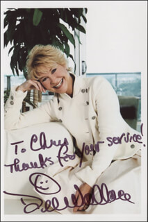 DEE WALLACE - AUTOGRAPHED INSCRIBED PHOTOGRAPH