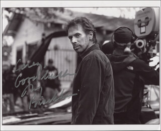 JERRY BRUCKHEIMER - AUTOGRAPHED INSCRIBED PHOTOGRAPH