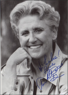 ANN B. DAVIS - AUTOGRAPHED INSCRIBED PHOTOGRAPH
