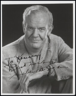 ANDREW DUGGAN - AUTOGRAPHED INSCRIBED PHOTOGRAPH