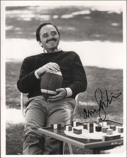 HARRIS YULIN - AUTOGRAPHED SIGNED PHOTOGRAPH