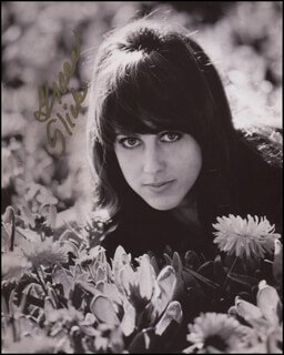 JEFFERSON AIRPLANE (GRACE SLICK) - AUTOGRAPHED SIGNED PHOTOGRAPH