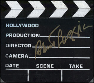 ROBERT LOGGIA - EPHEMERA SIGNED