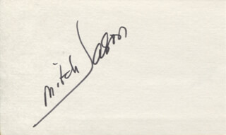 MITCH (MITCHELL) JASON - AUTOGRAPH