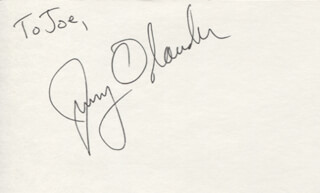 DIAMOND RIO (JIMMY OLANDER) - INSCRIBED SIGNATURE