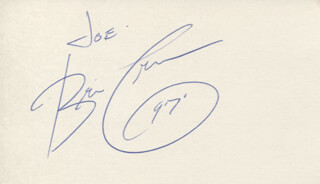 BRIAN AUSTIN GREEN - INSCRIBED SIGNATURE 1997