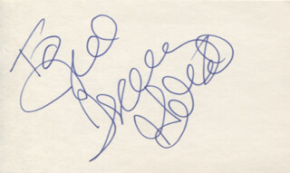 TRACEY GOLD - INSCRIBED SIGNATURE