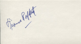 FRANCES RAFFERTY - AUTOGRAPH