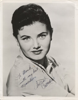 NOREEN CORCORAN - AUTOGRAPHED INSCRIBED PHOTOGRAPH