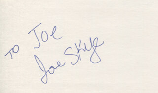 IONE SKYE - AUTOGRAPH NOTE SIGNED