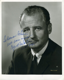 GEORGE A. SMATHERS - AUTOGRAPHED INSCRIBED PHOTOGRAPH