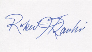 COLONEL ROBERT J. RANKIN - AUTOGRAPH