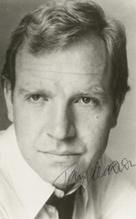 TOM CHADBON - AUTOGRAPHED SIGNED PHOTOGRAPH