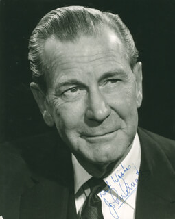 Autographs: JOHN ARNATT - PHOTOGRAPH SIGNED