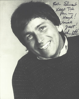 JOHN RITTER - AUTOGRAPHED INSCRIBED PHOTOGRAPH