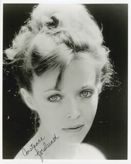 CONSTANCE FORSLUND - AUTOGRAPHED SIGNED PHOTOGRAPH