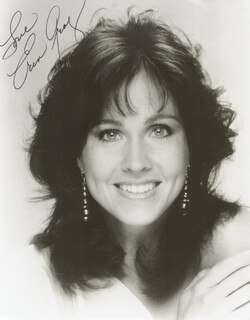 ERIN GRAY - AUTOGRAPHED SIGNED PHOTOGRAPH