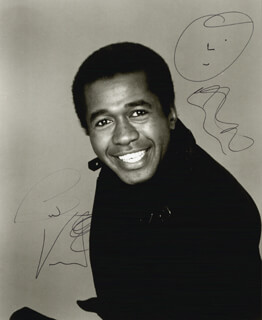 BEN VEREEN - AUTOGRAPHED SIGNED PHOTOGRAPH