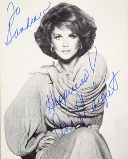 ANN-MARGRET - AUTOGRAPHED INSCRIBED PHOTOGRAPH  - HFSID 37276
