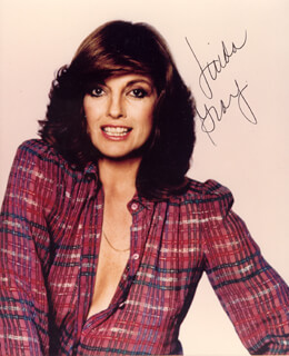 LINDA GRAY - AUTOGRAPHED SIGNED PHOTOGRAPH