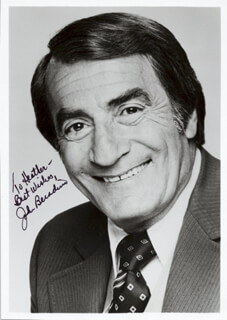 JOHN BERADINO - AUTOGRAPHED INSCRIBED PHOTOGRAPH