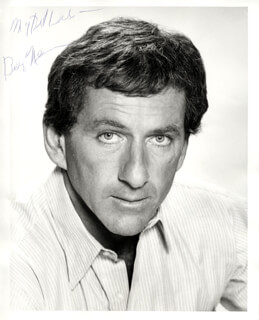 BARRY NEWMAN - AUTOGRAPHED SIGNED PHOTOGRAPH