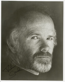 RICHARD K. SANDERS - AUTOGRAPHED SIGNED PHOTOGRAPH
