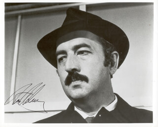 RONALD FEINBERG - AUTOGRAPHED SIGNED PHOTOGRAPH