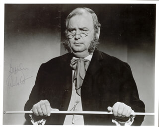 BYRON WEBSTER - AUTOGRAPHED SIGNED PHOTOGRAPH