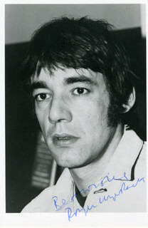 ROGER LLOYD-PACK - AUTOGRAPHED SIGNED PHOTOGRAPH