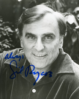 GIL ROGERS - AUTOGRAPHED SIGNED PHOTOGRAPH