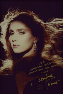 ROMINA POWER - AUTOGRAPHED INSCRIBED PHOTOGRAPH