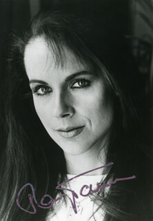 MARY TAMM - AUTOGRAPHED SIGNED PHOTOGRAPH