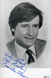 WILLIAM ROACHE - PRINTED PHOTOGRAPH SIGNED IN INK