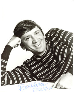 BOB DENVER - AUTOGRAPHED SIGNED PHOTOGRAPH