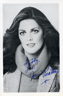 JOAN PRATHER - AUTOGRAPHED INSCRIBED PHOTOGRAPH