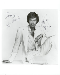 DAVID COPPERFIELD - AUTOGRAPHED INSCRIBED PHOTOGRAPH