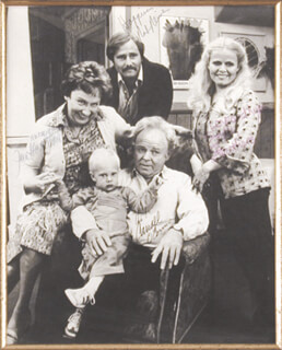 All In The Family Tv Cast Memorabilia 43078