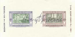 PRESIDENT HARRY S TRUMAN - STAMP(S) SIGNED CIRCA 1951