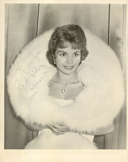 TERESA BREWER - AUTOGRAPHED INSCRIBED PHOTOGRAPH