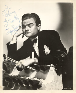 SPIKE JONES - AUTOGRAPHED INSCRIBED PHOTOGRAPH