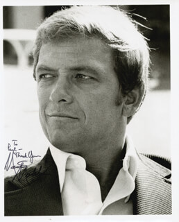 MONTE MARKHAM - AUTOGRAPHED INSCRIBED PHOTOGRAPH 4/1973