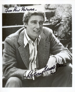 RICHARD MULLIGAN - AUTOGRAPHED INSCRIBED PHOTOGRAPH