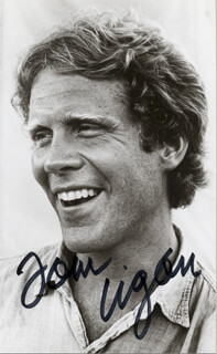 TOM LIGON - AUTOGRAPHED SIGNED PHOTOGRAPH
