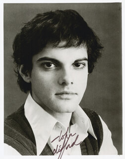 JOHN CLIFFORD - AUTOGRAPHED SIGNED PHOTOGRAPH