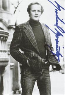 MICHAEL MORIARTY - AUTOGRAPHED SIGNED PHOTOGRAPH
