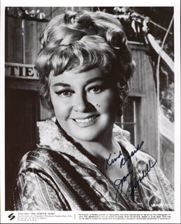 JOAN BLONDELL - AUTOGRAPHED SIGNED PHOTOGRAPH CIRCA 1969
