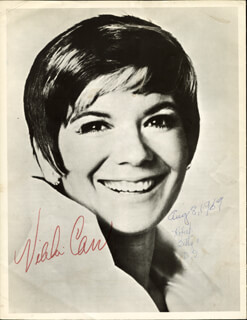 THE UNSINKABLE MOLLY BROWN PLAY CAST - PROGRAM SIGNED CIRCA 1969 CO-SIGNED BY: HANK PARKER, VIKKI CARR
