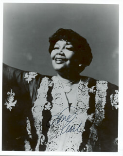 PEARL BAILEY - AUTOGRAPHED SIGNED PHOTOGRAPH  - HFSID 45686